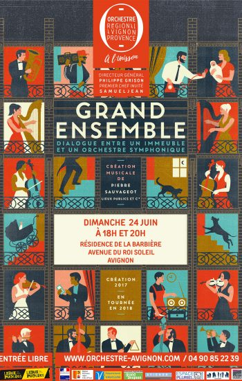 affiche grand ensemble sans repe
