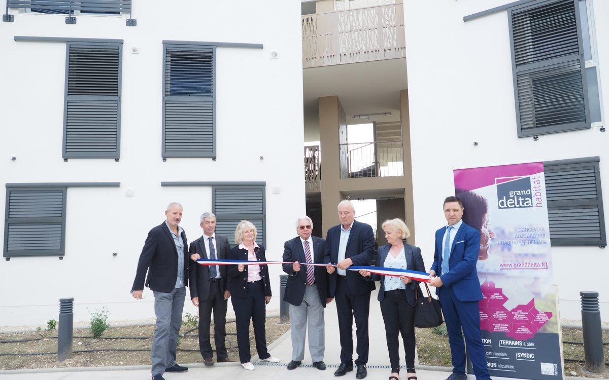 inauguration résidence L'Autan - GDH - 4