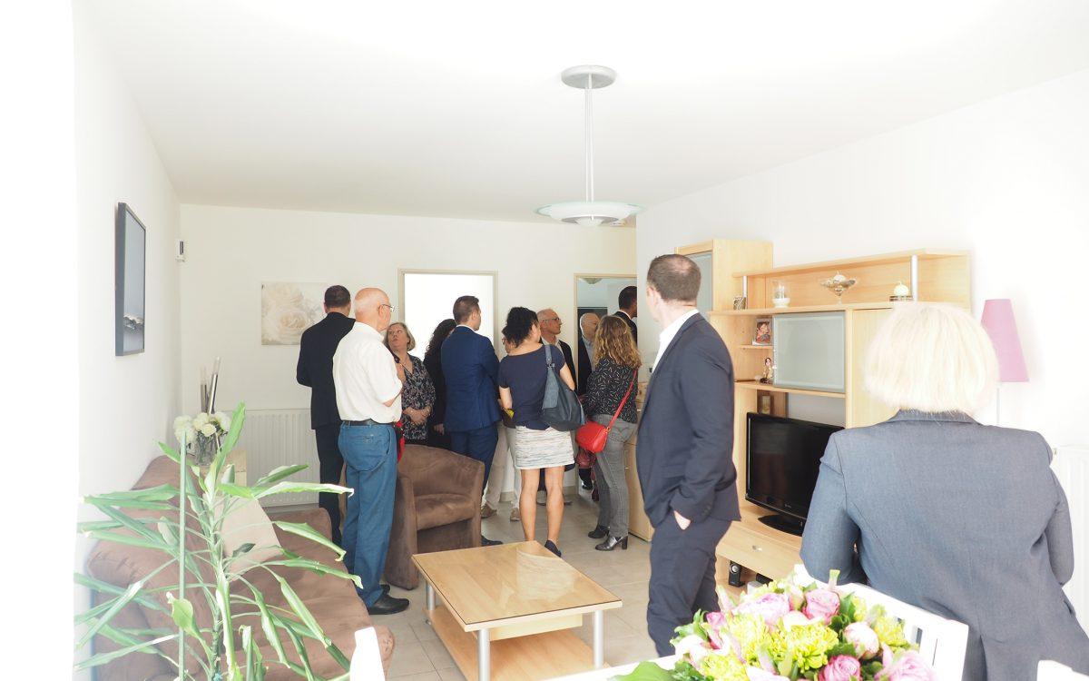 inauguration résidence L'Autan - GDH - 2